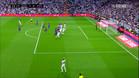 Polémico gol de Casemiro para abrir el marcador