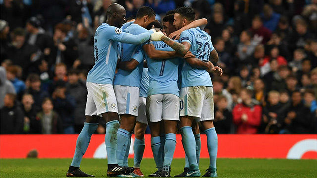 LACHAMPIONS   Manchester City - Feyenoord (1-0)