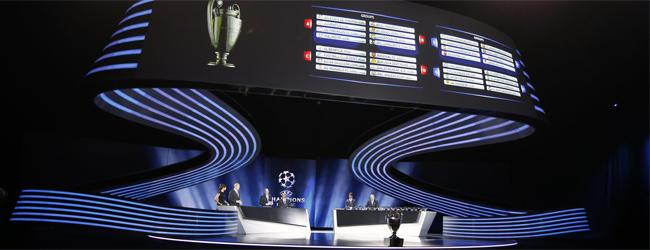 Las fechas clave de la Champions League