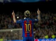 Leo Messi, m�ximo goleador de esta Champions, con seis dianas