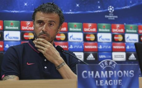 Luis Enrique Mart�nez conf�a en que su equipo est� muy centrado ante el APOEL