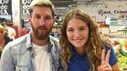 Messi, cazado en el super