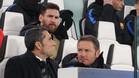El pacto de Valverde y Messi por la Liga