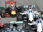 Salida del GP de Rusia 2016