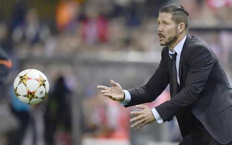 """Simeone: """"Es muy complicado hacerle daño a la Juventus"""""""