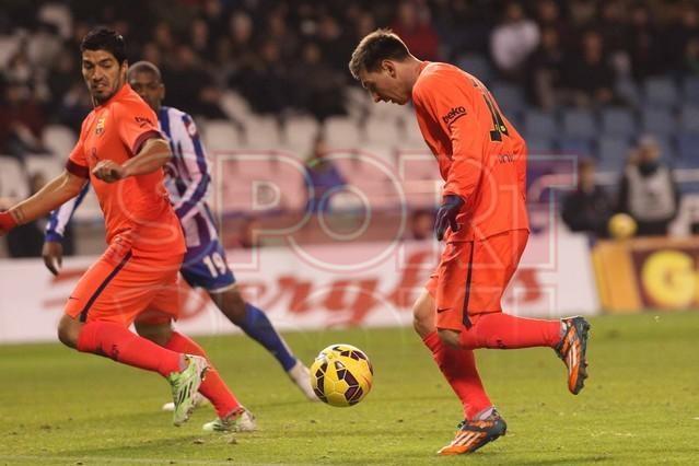صور : مباراة ديبورتيفو لاكورونيا - برشلونة 0-4 ( 18-01-2015 )  1421614444985