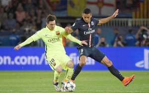 Marquinhos quiere pasar de ser rival a ser compañero de Messi