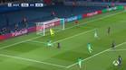 Captura de pantalla del PSG - Barcelona