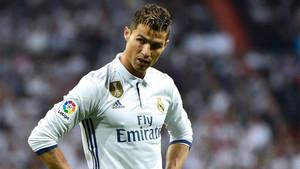 Cristiano Ronaldo no jugará frente al Deportivo de La Coruña este miércoles