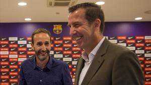 Sito Alonso y Nacho Rodríguez ya tienen muy perfilada la pretemporada