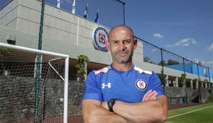 Paco Jémez, entrenador de Cruz Azul