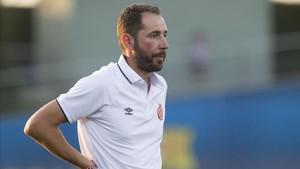 Pablo Machín espera un partido difícil ante el Leganés