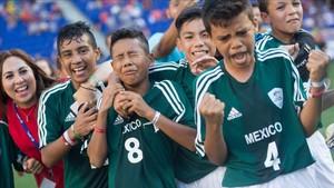 México derrotó a Argentina en la final y dedicó el título a las víctimas del terremoto