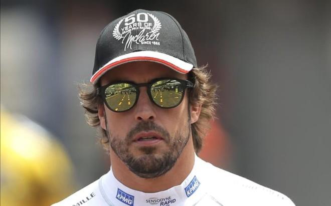 Alonso ha alcanzado su mejor resultado desde el GP de Hungr�a 2015