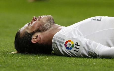 Bale ha reca�do de su lesi�n
