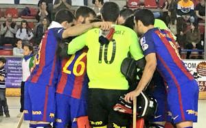 El Barça Lassa sigue liderando la OK Liga tras un nuevo triunfo