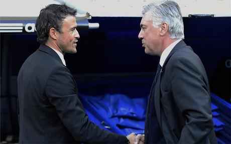 Benedito contact� con Ancelotti por si Luis Enrique decid�a no continuar