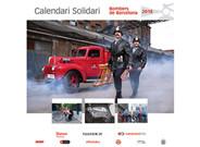 Calendario Solidario Bomberos de Barcelona 2018