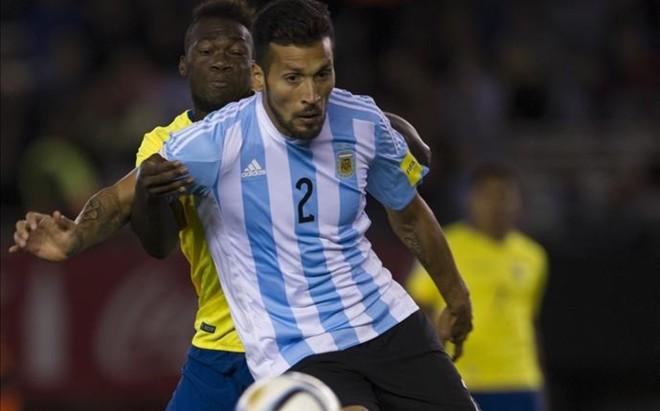 Garay est� a un paso en el Valencia