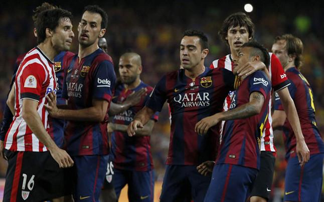 Con 'lambretta' o sin, Neymar busca su 5 de 5 ante el Athletic