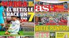 """""""El Madrid se deja media Liga"""""""