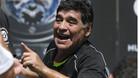 "Diego Maradona: ""Como m�s hablamos de Messi m�s se rompe los huevos"""