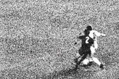 El penalti se�alado por Guruceta en el 1970