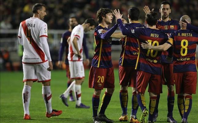 """Sergi Roberto: """"Si mantenemos esta racha, ganaremos la Liga"""""""