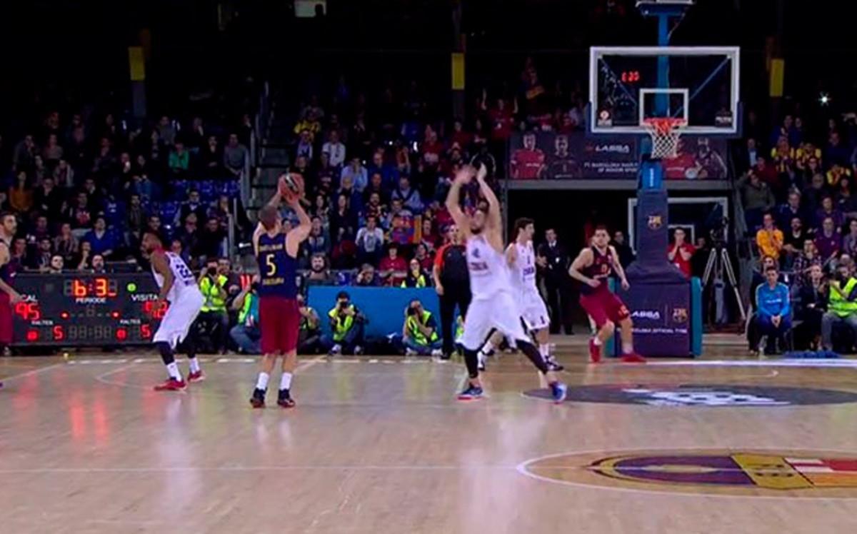 As� gest� el milagro Justin Doellman ante el CSKA