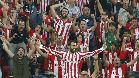 Vea el golazo de Balenziaga en el Athletic - Sevilla (3-1). Jornada 6, Liga Santander