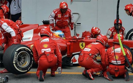 Fry reconoce que Ferrari no encontr� la manera de frenar a Red Bull