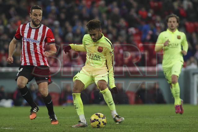 صور : مباراة أتليتيكو بلباو - برشلونة  2-5 ( 08-02-2015 ) 1423435910495