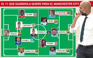 Un once por el que suspira Guardiola