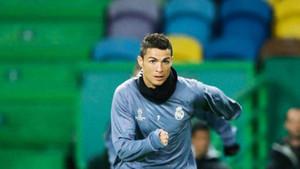 Cristiano Ronaldo ya piensa en el clásico