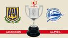 Alcorcón y Alavés se enfrentarán en los cuartos de la Copa del Rey