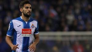 Marc Navarro se ha ganado la titularidad en el Espanyol