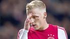 Van de Beek es una de las promesas del Ajax