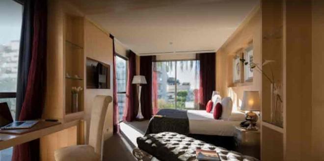 El hotel MiM