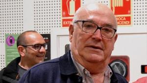 Manuel Dengra, toda una institución en el Martinenc y en el fútbol catalán