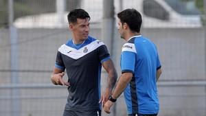 Hernán Pérez está pendiente de la negociación de los clubes