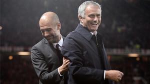 Guardiola y Mourinho podrían contar con menos semanas de mercado en 2018