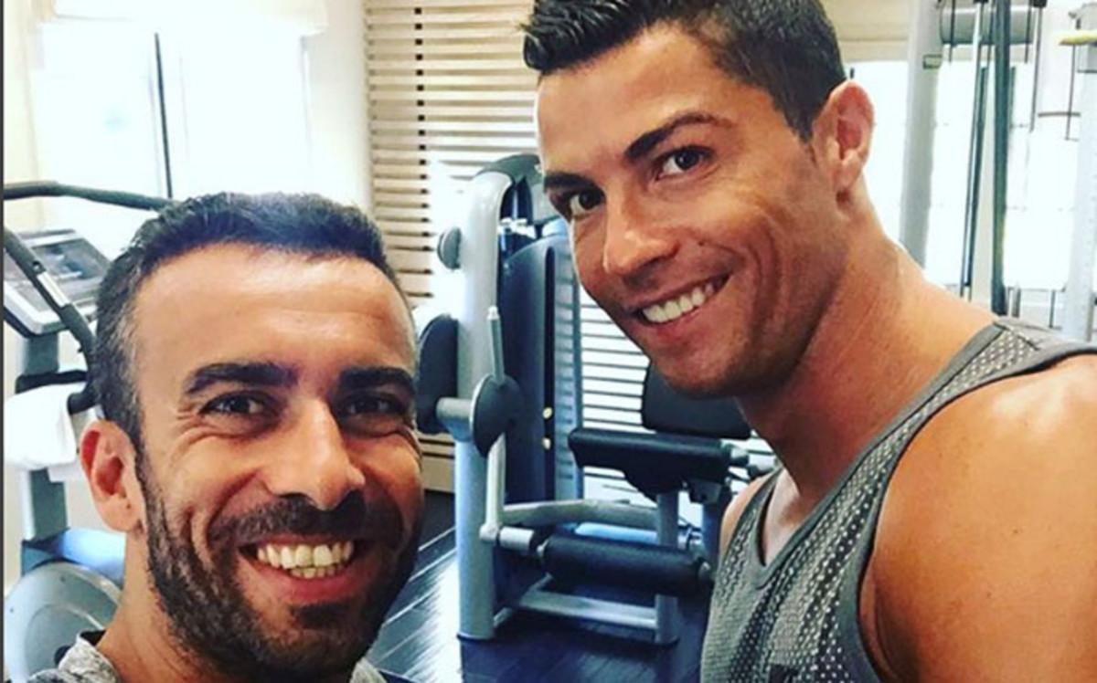 Ahora puedes sacarte un selfie con cristiano ronaldo instagram