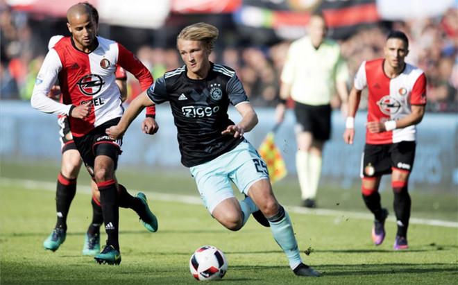 El Ajax acarici� el triunfo en Rotterdam