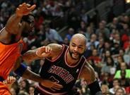 Boozer y Stoudemire, ya fuera de la NBA, se cruzaron en multitud de ocasiones