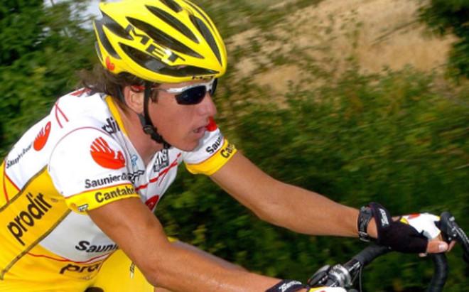 Ca�ada, durante su etapa en Saunier Duval