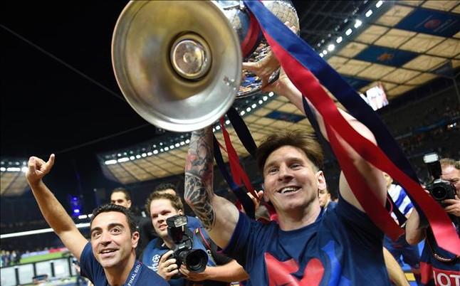 El FC Barcelona, mejor club de f�tbol del mundo en 2015