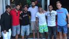 La sorprendente cumbre en casa de Messi