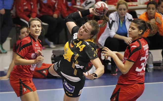 Espa�a de balonmano femenino ya conoce a sus rivales y calendario en los Juegos Ol�mpicos