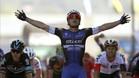 Gianni Meersman logr� su primer triunfo en una gran ronda