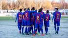 Sigue en directo el Barça juvenil - Borussia Dortmund de la UEFA Youth League